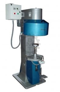 Irregular Can Seamer, Non Round Can Seaming machine, Can closing machine, Tin Sealing Machine