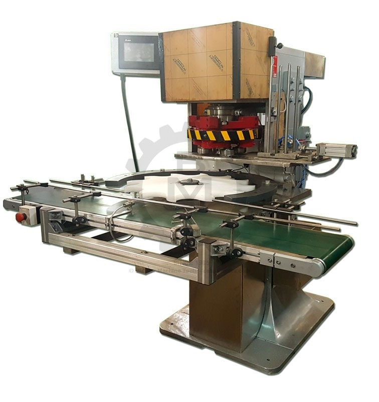 Fully Automatic Round Can Seamer, Double Seamer, Fully Auotmatic Round Can Seaming machine, beer seaming, food canner, canner machine, can sealer