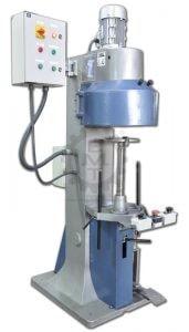 semi automatic round can seamer, semi-automatic round can seaming machine, can seaming, can closing, can closer, seamer, seaming