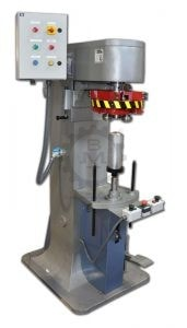 Capacitor Seamer, Capacitor Can Seaming, Capacitor Seaming