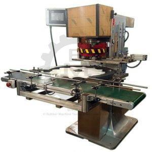 Filter Seamer, Automatic Filter Seaming, CAV Seamer, Oil Filter Sealing, Oil Filter Sealer